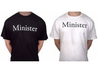 Minister Tee