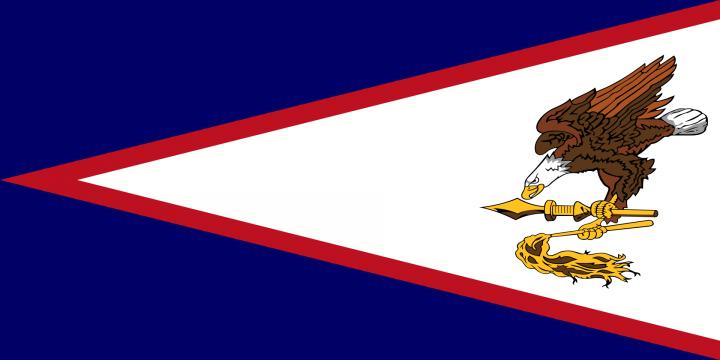 American Samoa State Flag