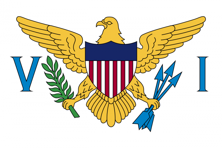 Virgin Islands, U.S. State Flag