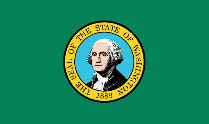 The Washington State Flag Marriage License Facts